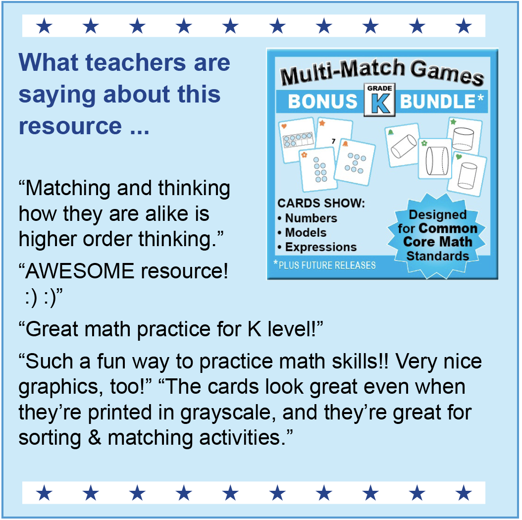 Math Games K-2| k8mathsense.com