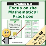 Grades 6-8 Focus on the Mathematical Practices