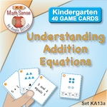 Understanding Addition Equations
