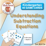 Understanding Subtraction Equations
