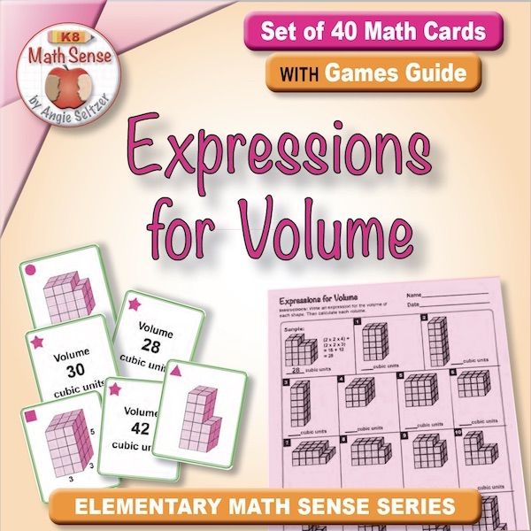 Expressions for Volume Card Games 5M35