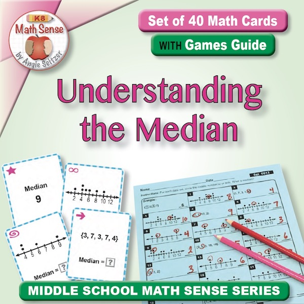 Understanding the Median Card Games 6S13