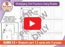 PPT Multiplying Unit Fractions