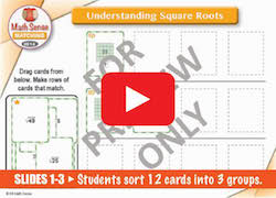 PPT Understanding Square Roots