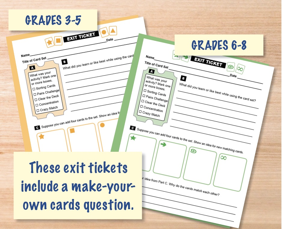Exit Ticket Blog