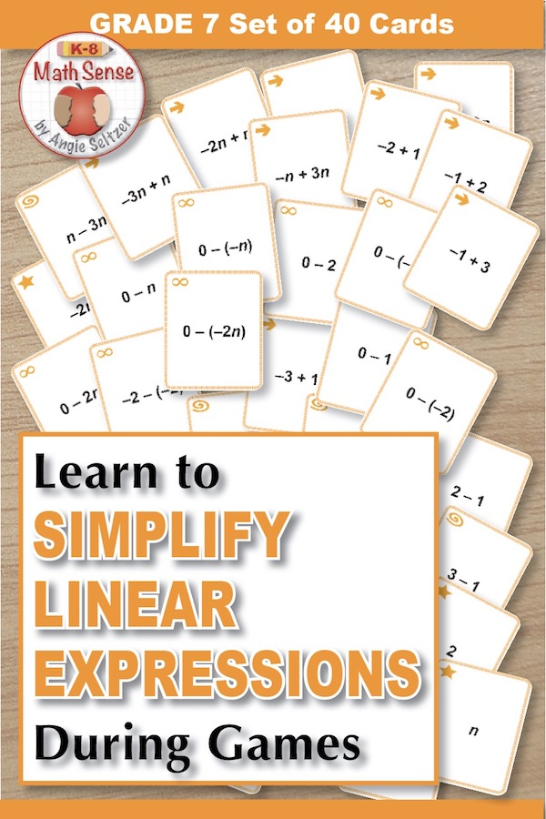 Simplifying Linear Expressions