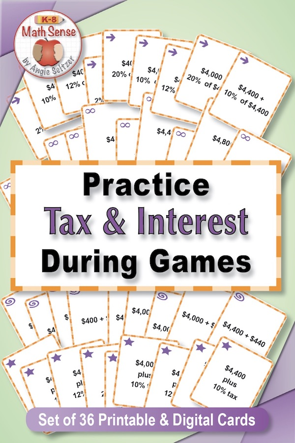 Tax and Interest