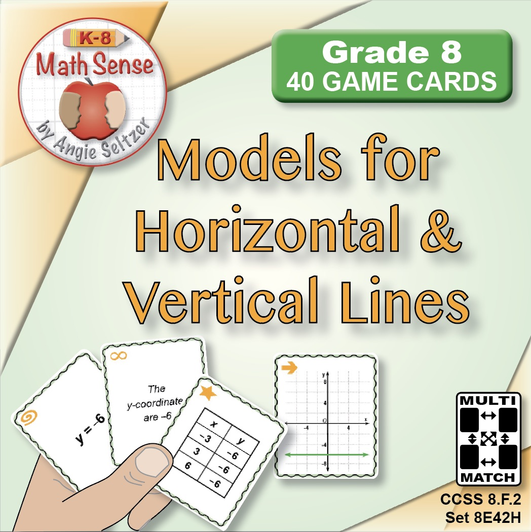 Models for Horizontal and Vertical Lines
