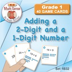 1B32 Adding a 2-Digit and 1-Digit Number