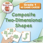 1G13 Composite Two-Dimensional Shapes