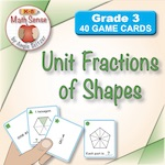 3G12 Unit Fractions of Shapes