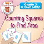 3M32 Counting Squares to Find Area