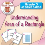 3M33 Understanding Area of a Rectangle