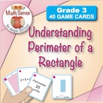3M41 Understanding Perimeter of a Rectangle