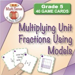 Multiplying Unit Fractions Using Models