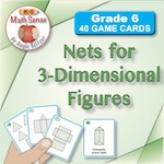 Nets for 3-Dimensional Figures