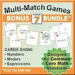 Grade 7 Games Bundle