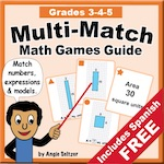 FREE Multi-Match Games Guide 3-5
