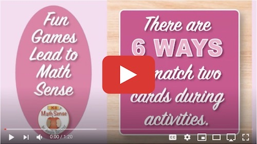 6 Ways to Match Cards