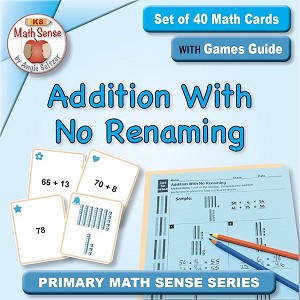 Addition With No Renaming Card Games 1B34-N