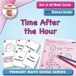 Time after the Hour Card Games 2M31-A