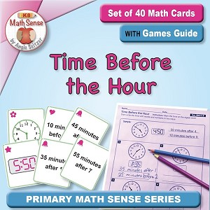 Time Before the Hour Card Games 2M31-B