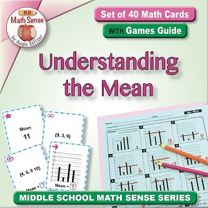 Understanding the Mean Card Games 6S14